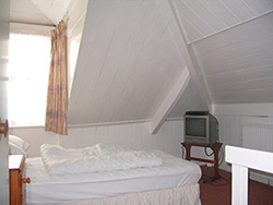 Holiday Cottage - Twin Bedroom